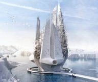 برترین کانسپت های معماری سال 2017