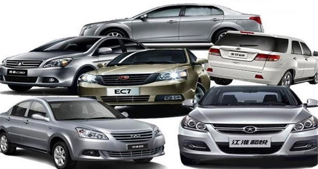 میزان رضایت مشتریان از خدمات فروش خودروهای داخلی