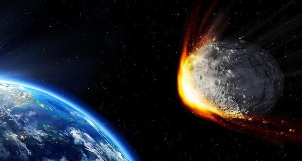 دلیل انفجار شهاب ها در هنگام عبور از اتمسفر و قبل از برخورد با زمین چیست؟