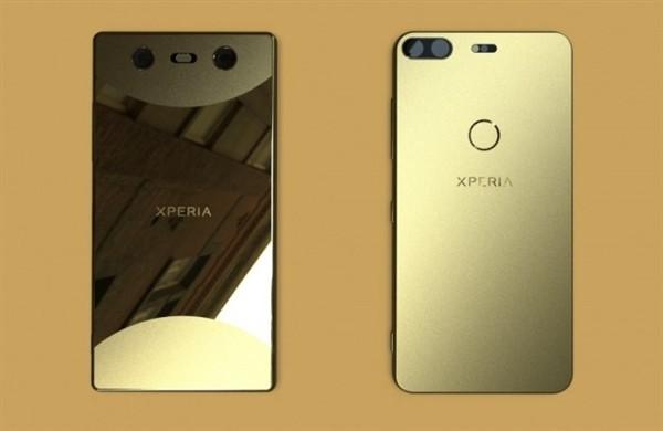 گوشی های تمام صفحه سونی