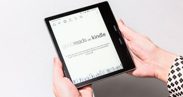 نسل جدید کتاب خوان آمازون کیندل اوسیس