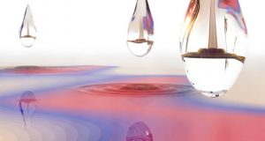 با قطره های کوانتومی ، رقیق ترین مایع شناختهشده در جهان آشنا شوید