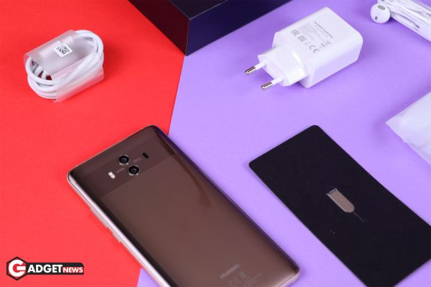 ویدیویجعبه گشایی هواوی میت 10 (Huawei Mate 10)