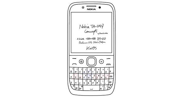موبایل جدید نوکیا