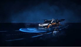 خودروهای جنگ ستارگان نیسان