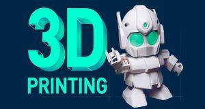 فناوری چاپ سه بعدی