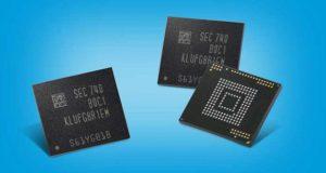 حافظه موبایلی 512 گیگابایتی سامسونگ