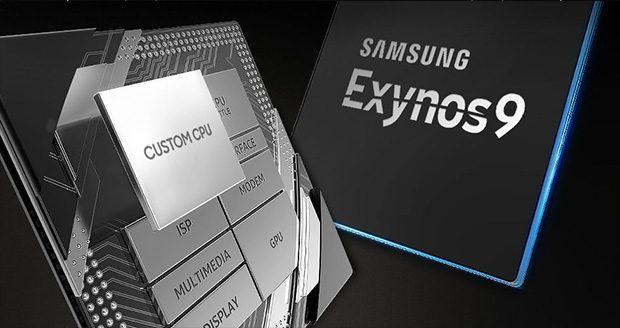 تراشه اگزینوس 9810 گوشی گلکسی S9
