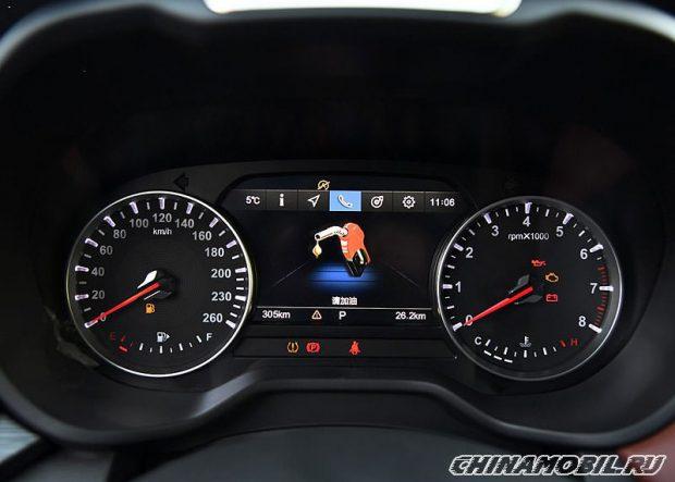 برلیانس V6 در چین