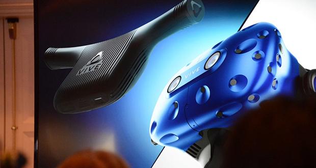 آداپتور وایرلس وایو مخصوص هدست واقعیت مجازی اچ تی سی Vive معرفی شد