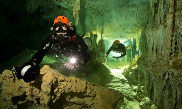 بزرگترین غار زیرزمینی