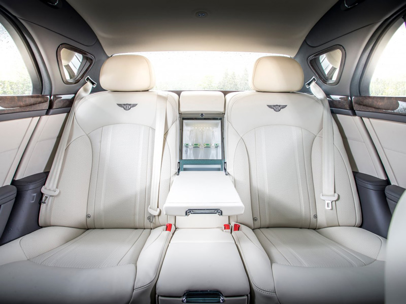 با عجیبترینهای طراحی داخلی خودرو در جهان آشنا شوید