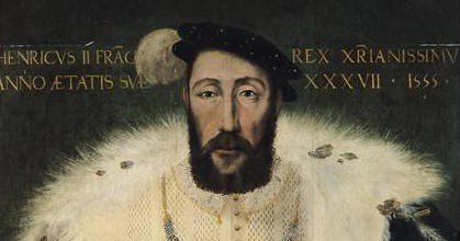 هانری دوم فرانسه