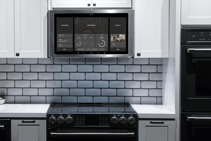 جدیدترین ابزار آشپزخانه GE یک تبلت 27 اینچی است!