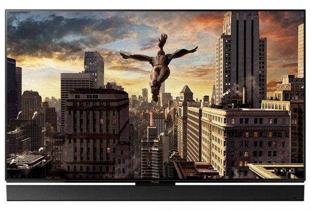 تلویزیون های جدید پاناسونیک در نمایشگاه CES 2018 رونمایی شدند