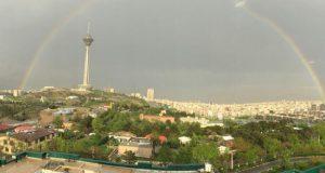 گسل های تهران