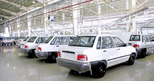 صادرات خودروی ایران