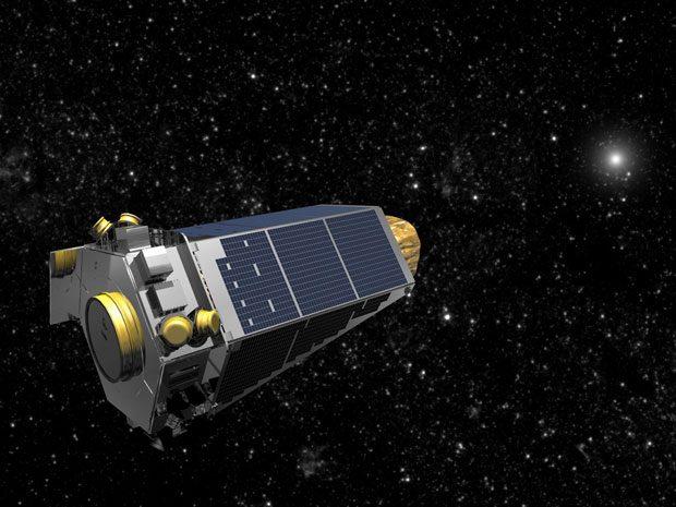 تلسکوپ کپلر