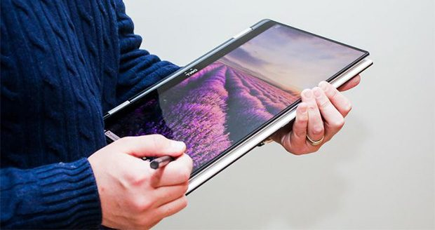 مدل 2018 لپ تاپ هیبریدی XPS 15 دل