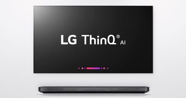 تلویزیون های ThinQ ال جی
