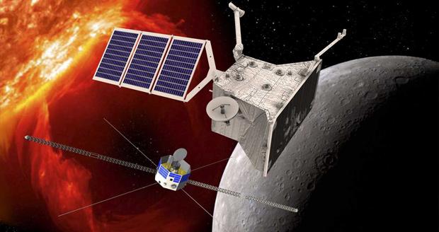 ماموریت های فضایی در سال 2018