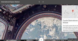 تصاویر عجیب گوگل ارث در سال 2017؛ از سازههای باستانی تا گدازههای جوشان