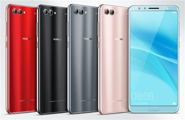 هواوی نووا 2 اس- زیباترین گوشی های چینی سال