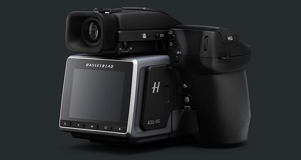دوربین 400 مگاپیکسلی هاسلبلاد با قابلیت ثبت چندگانه تصاویر معرفی شد