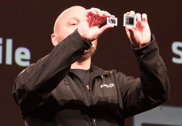 کارت گرافیک Radeon Vega Mobile