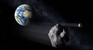 عبور یک سیارک خطرناک از نزدیکی زمین
