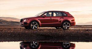 مدل اقتصادی خودرو شاسی بلند بنتلی بنتایگا