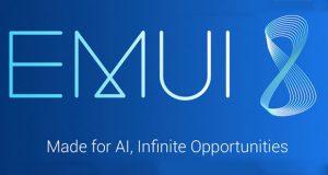 رابط کاربری EMUI 8.0