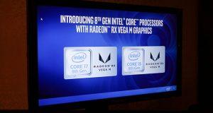 پردازنده های سری H اینتل