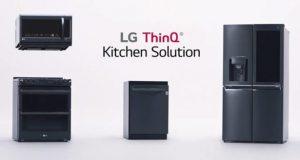 لوازم خانگی هوشمند ThinQ ال جی
