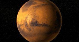 مریخ- کشف صفحات یخی در مریخ