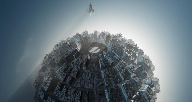 خلبان سابق CIA: 250 میلیون نفر ساکن قمر زمین هستند!