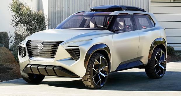 رونمایی از خودرو مفهومی نیسان ایکس موشن در نمایشگاه خودرو دیترویت