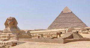 هرم جیزه ، بزرگترین سازه اهرام مصر کج ساخته شده است!
