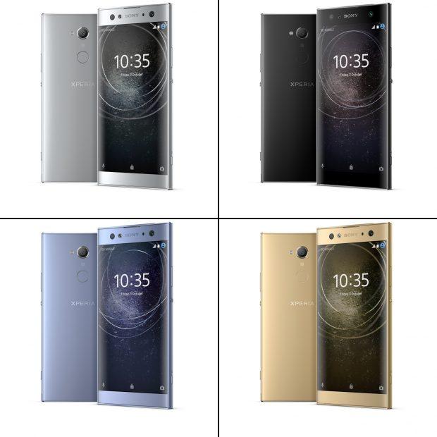 اکسپریا ایکس ای 2 اولترا- قیمت گوشی های سونی اکسپریا ایکس ای 2، ایکس ای 2 اولترا و ال 2