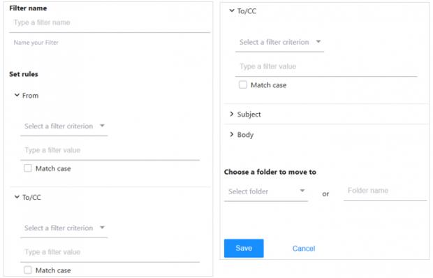 فیلترگذاری ایمیل یاهو-مقایسه دو سرویس ایمیل یاهو و جیمیل