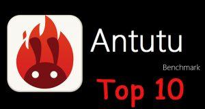 محبوب ترین گوشی های موبایل از دید آنتوتو