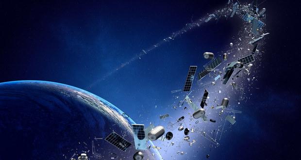 برنامههای دانشمندان چینی برای نابودی زباله های فضایی با سلاح لیزری!