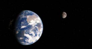 تاثیر ماه روی زمین لرزه