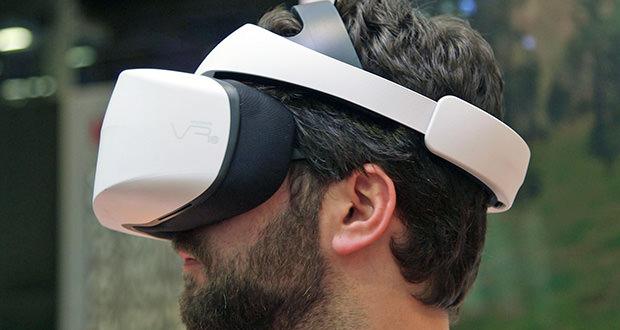 هدست واقعیت مجازی هواوی وی آر 2
