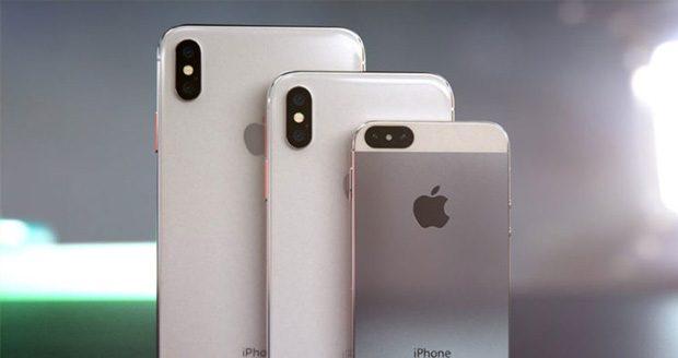 آیفون های مدل 2018 اپل