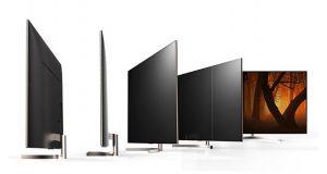 مدل 2018 تلویزیون های 4K ال جی