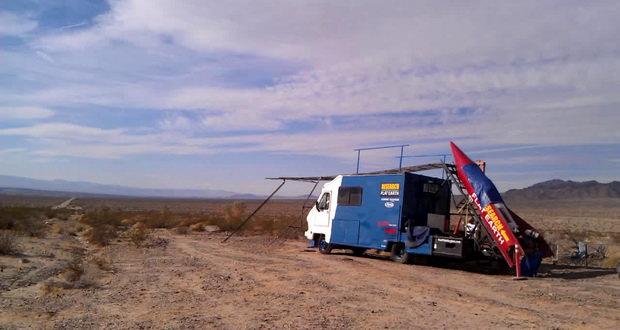 سازنده موشک زمین تخت گرایان راکت جدیدش را به آسمان میفرستد!