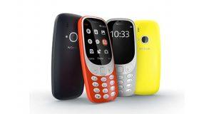 مشخصات فنی نسخه 4G نوکیا 3310