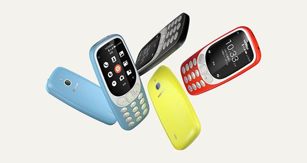 نسخه 4G نوکیا 3310