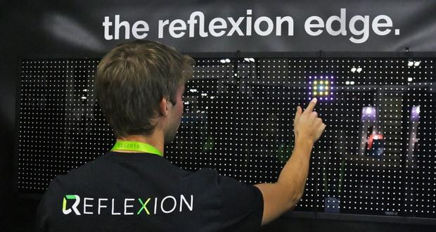 تشخیص راحت ضربه مغزی ورزشکاران با نسخه جدید نمایشگر اج ریفلکشن (Reflexion)